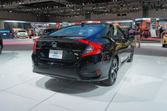 Honda Civic-Reisen Lizenzfreie Stockfotografie