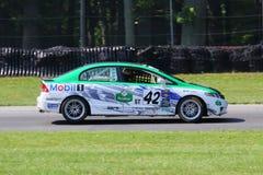 Honda Civic SI racing Stock Photos
