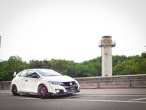 Honda Civic 2015 Test Drive Day Stock Photos