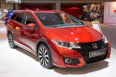 Honda Civic Tourer Stock Image