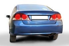 Honda Civic - traseiro Fotografia de Stock Royalty Free