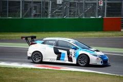 Honda Civic typ TCR Zdjęcie Stock