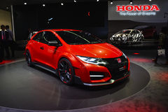 Honda Civic Type R concept car Royalty Free Stock Photo