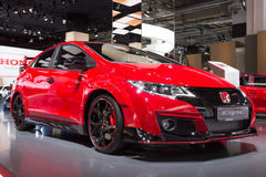 Honda Civic Type R Stock Photo