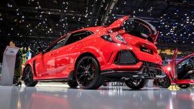 Honda Civic Type-R hatchback car Stock Photo
