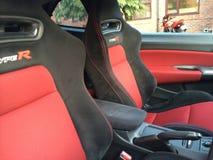 Honda Civic type R Stock Photos