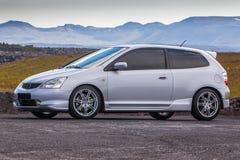 Honda- Civictyp R Stockbild