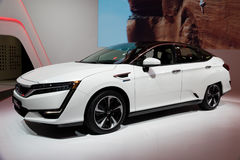 Honda Clarity Fuel Cell car Stock Image