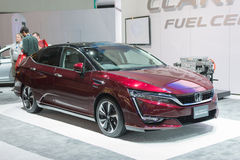 Honda Clarity Fuel Cell Stock Images