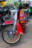 Honda classic motorcycle Stock Photo