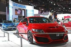 Honda Concept Sedan Stock Photo
