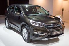 Honda CR-V Royalty Free Stock Images