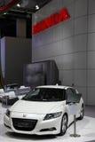 Honda CR-Z à l'IAA, Francfort images stock