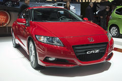 Honda CR-Z Royalty Free Stock Photos