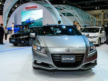 HONDA CR-Z. Royalty Free Stock Photography