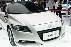 HONDA CR-Z HYBRID Royalty Free Stock Photo