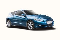 Honda CR-Z Stock Photo