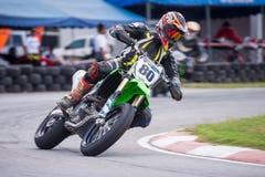 Honda CRF motard Super Moto Royalty Free Stock Images