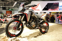 The honda crf world premiere 2016 Royalty Free Stock Photography