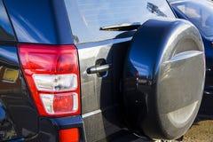 Honda crossover back Royalty Free Stock Photos