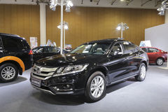Honda crosstour Stock Photography
