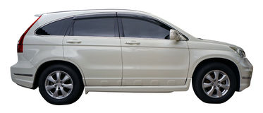Honda CRV Stock Photography