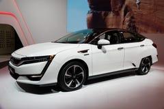 Honda-de Celauto van de Duidelijkheidsbrandstof Stock Afbeelding
