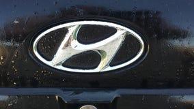 Honda emblemat Obrazy Royalty Free