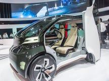 Honda EV at CES 2017 Stock Photography