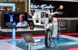 Honda EV-Cub Concept Royalty Free Stock Images