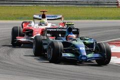 Honda f ra107 naciera bieżna zespołu Zdjęcie Stock