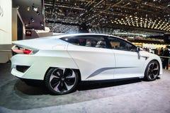 Honda FCV Concept, Motor Show Geneve 2015. Stock Photos