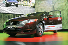Honda FCX Clarity Stock Photos