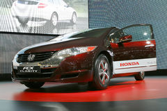 Honda FCX Clarity Royalty Free Stock Photography