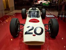 Honda formuła 1 Genewa 2014 Obrazy Royalty Free