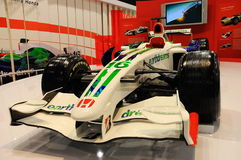Honda Formula One Ra108 Car Royalty Free Stock Photo
