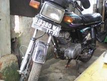Honda GL 100 στοκ φωτογραφία με δικαίωμα ελεύθερης χρήσης