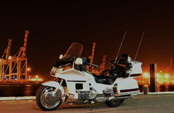 Honda goldwing Photos libres de droits