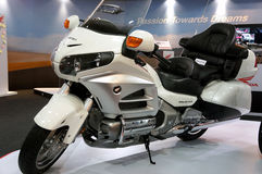 Honda Goldwing 1800cc Immagini Stock