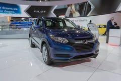 Honda HR-V 2016 Lizenzfreies Stockbild