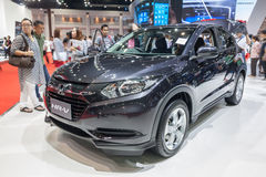 Honda HR-V on display Royalty Free Stock Images