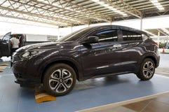 Honda HRV Royalty Free Stock Photo