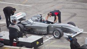 Honda Indy images libres de droits