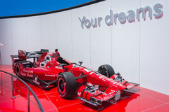 Honda Indy car Royalty Free Stock Photos