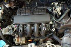 Honda Jazz engine Stock Images