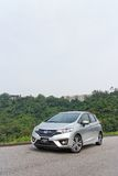 Honda Jazz Fit 2014 Photo stock