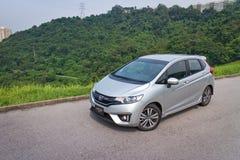 Honda Jazz Fit 2014 Stock Foto's