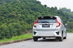 Honda Jazz Fit 2014 Photos stock