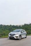 Honda Jazz Fit 2014 Stock Photo