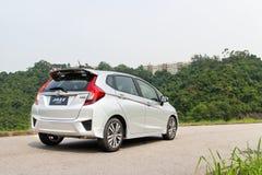 Honda Jazz napad 2014 Zdjęcie Stock